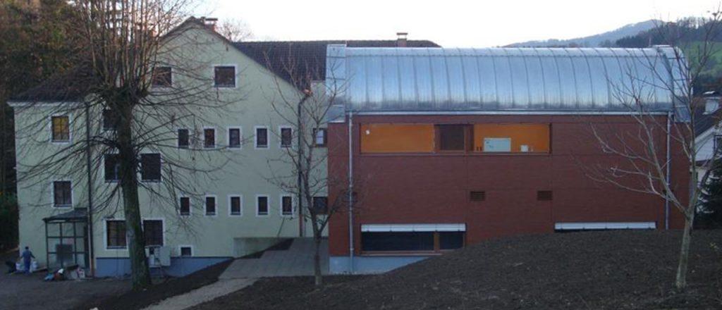 Projekt Öffentliche-Bauten-Referenz - Kita in Kirchberg