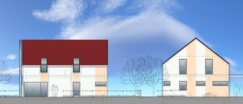 Projekt Wohnen-Referenz - Einfamilienhaus Daggi