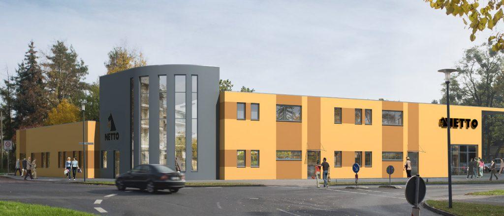 Projekt Gewerbe-Referenz - Dessau