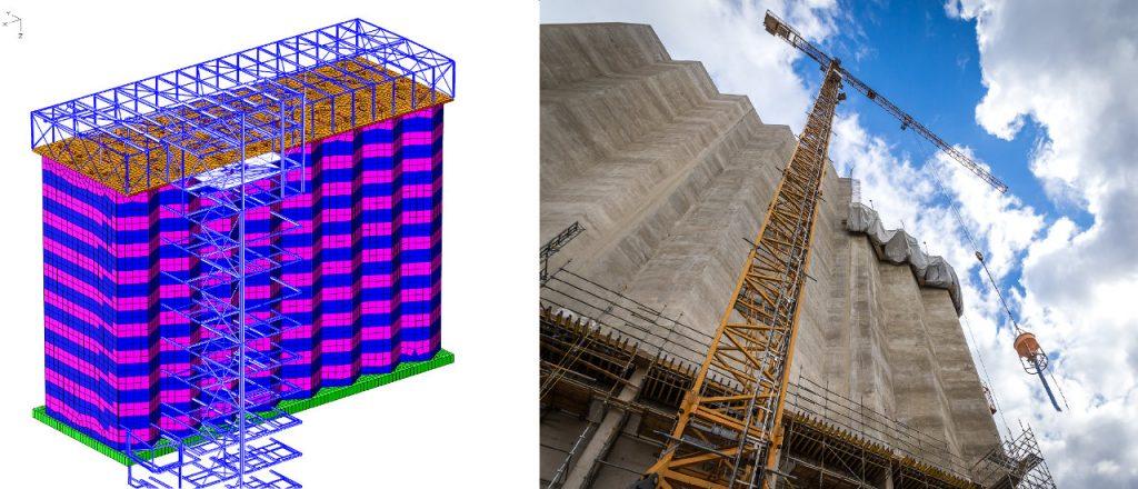 Projekt Ingenieurbau-Referenz - Vitelia