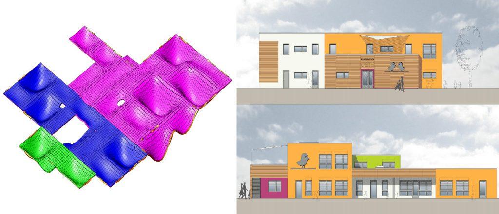 Projekt Öffentliche -Bauten-Referenz - Kita II