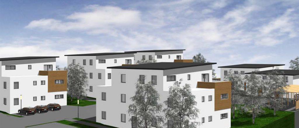 Projekt Wettbewerb-Referenz - Wolfsbach