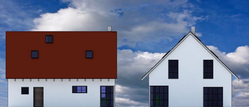 Projekt Wohnen-Referenz - Einfamilienhaus Aken